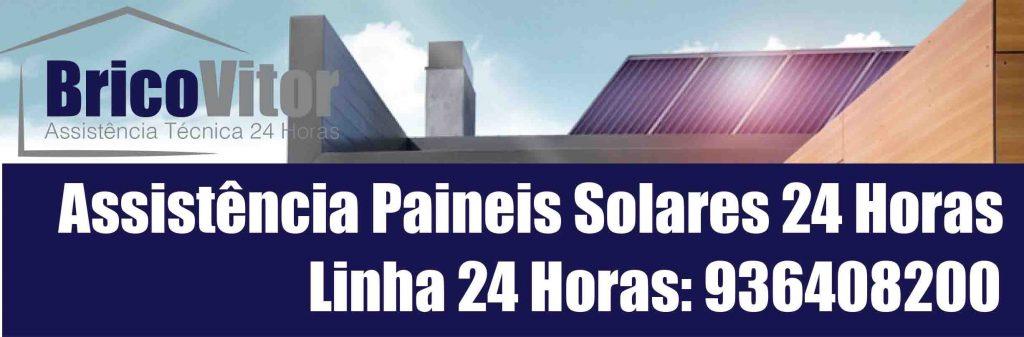 Assistência Painéis Solares Vale de Cambra