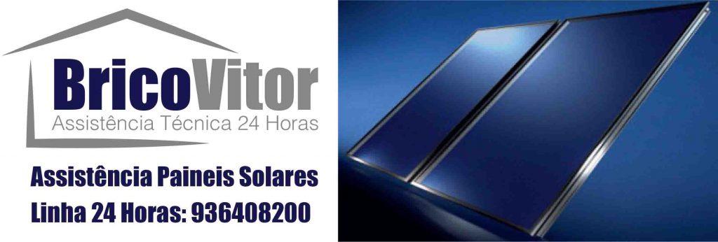 Assistência Painéis Solares Mira
