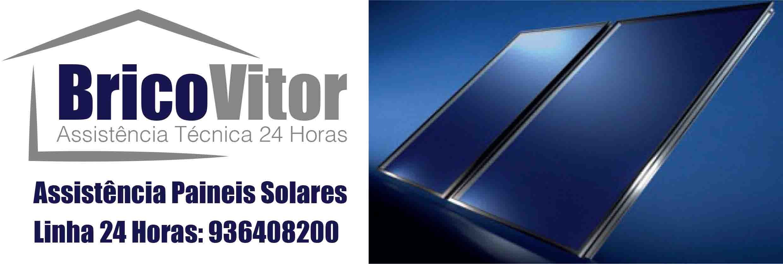 Manutenção de Painel Solar Milharado,