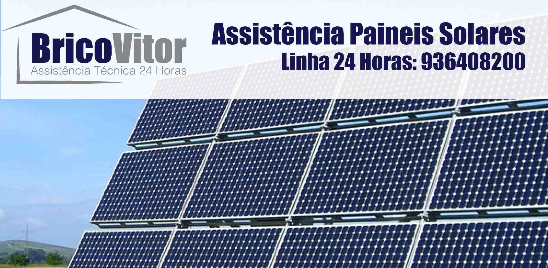 Assistência Painéis Solares Torre, Amares - Braga