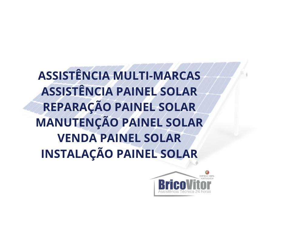 Assistência Painéis Solares Fão,
